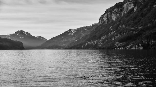 Walensee – Churfirsten