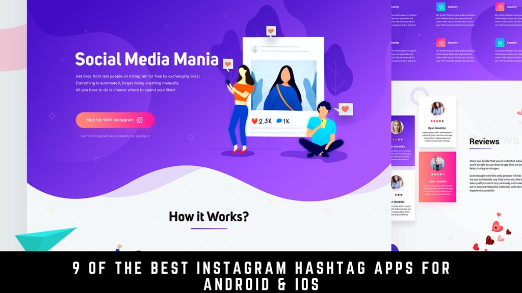 9 Of The Best Instagram Hashtag Apps For Android & iOS
