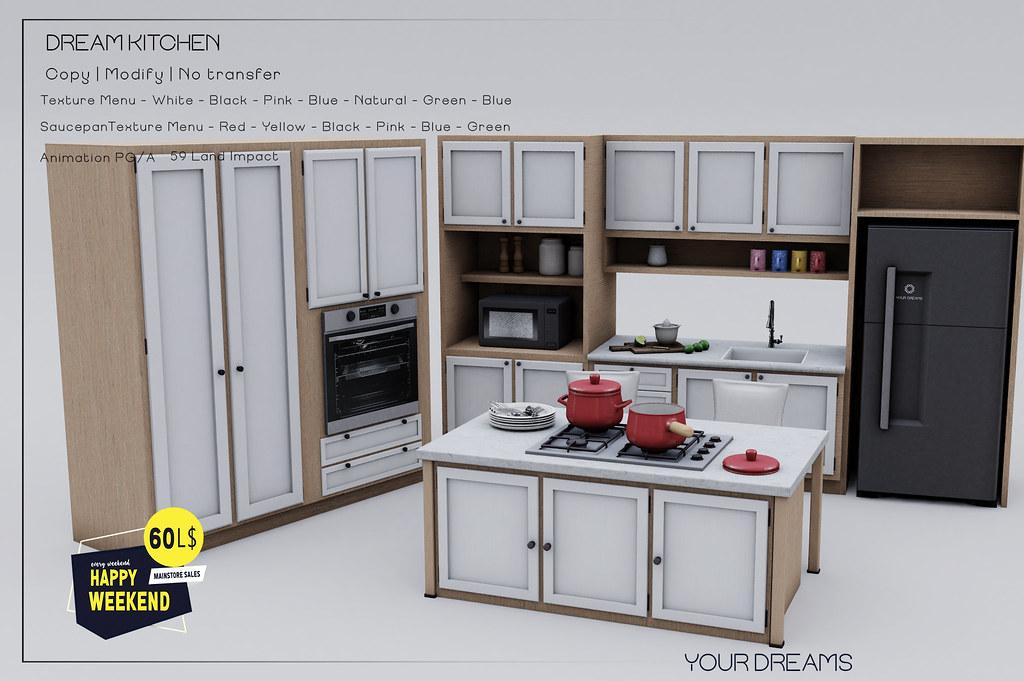 {YD} Dream kitchen