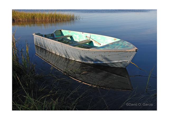 Rowboat at Messick Point     (Explore May 10, 2020)