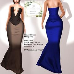 22Gown dress margara SALESITA'SCREATIONS