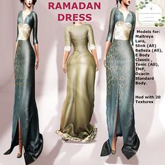 Ramadan DRESS SALESITA'SCREATIONS