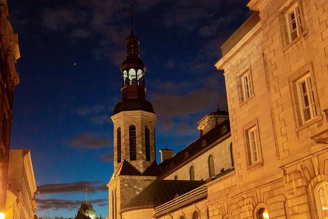 [EXPLORE] Québec la vieille cité francophone d'Amérique