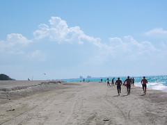 Cuba - Varadero public beach