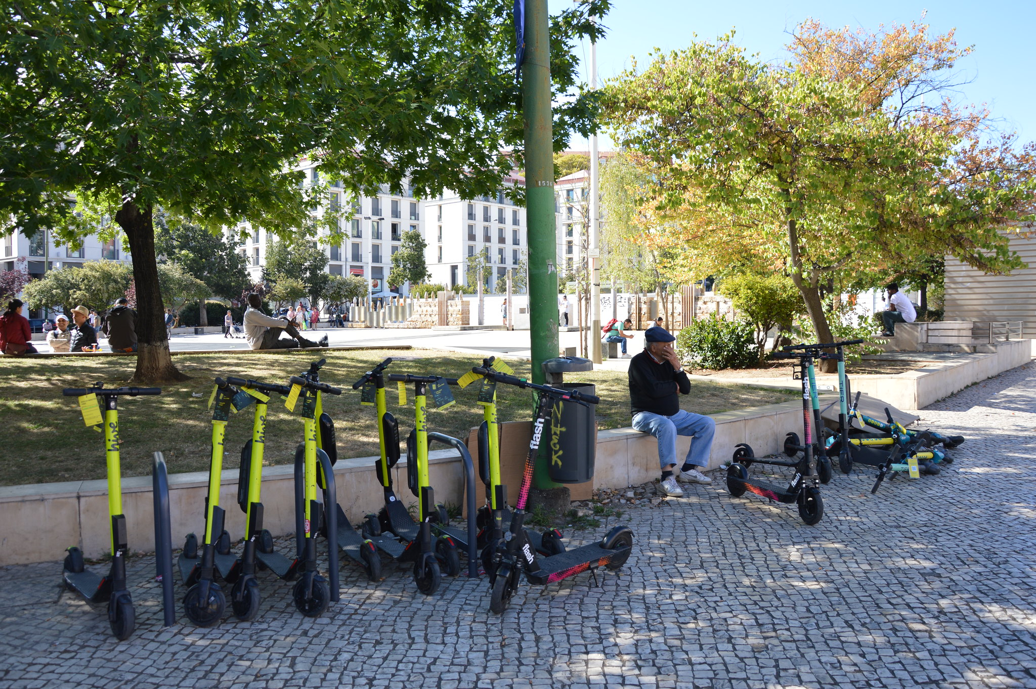 A nova mobilidade em Lisboa