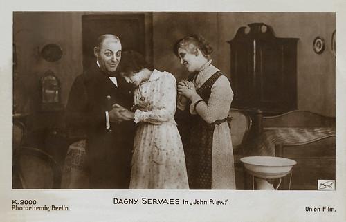 Dagny Servaes in John Riew (1917)
