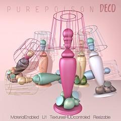 Pure Poison Deco - Sour Lamps @Collabor88