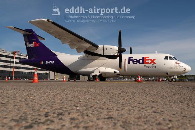 FedEx, EI-FXB