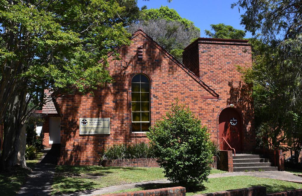 Uniting Church, Castlecrag, Sydney, NSW.