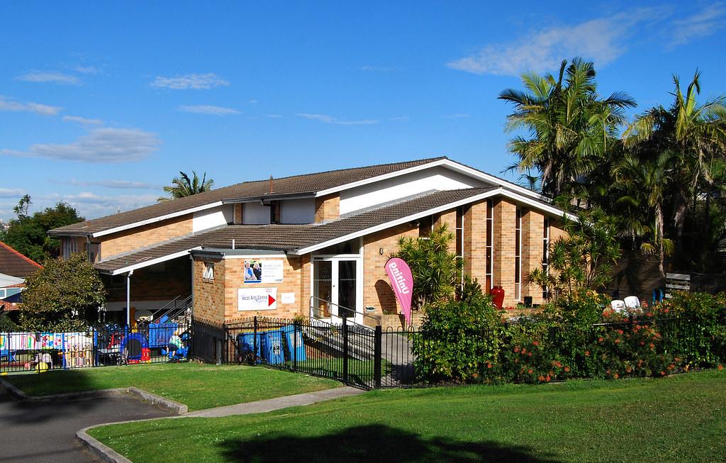Uniting Church, Seaforth, Sydney, NSW.