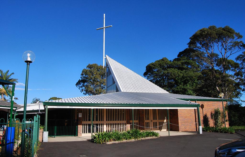 Forestville Uniting Church, Forestville, Sydney, NSW.
