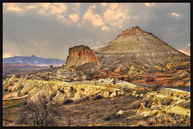 Devrent valley ( cappadocia) Turquie