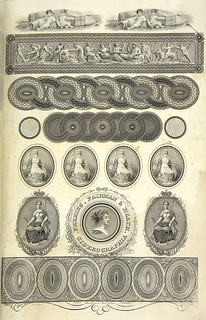 Perkins Prevention of the Forgery of Bank Notes plate
