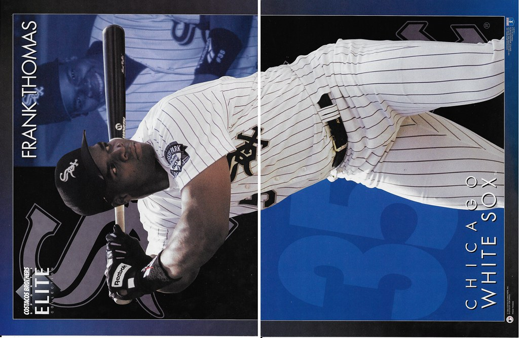 1994 Costaco Brothers Advertising Poster - Thomas Griffey