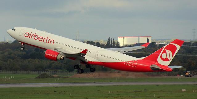 Air Berlin, D-ABXB, MSN 322, Airbus A 330-223, 08.10.2017,  DUS-EDDL, Düsseldorf (from 01/05/2018 Virgin Atlantic, G-VLNM)