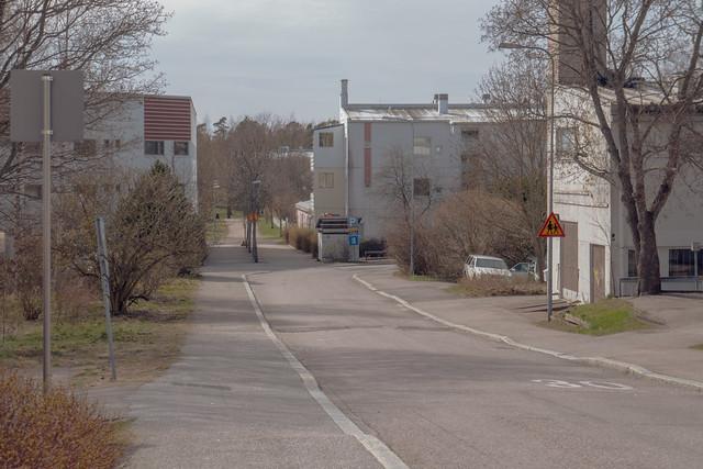 Helsinki suburbs; Tahvonlahti