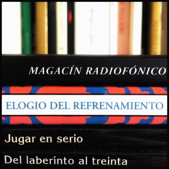 Magacín radiofónico en estado de alarma 9.5.20 #yomequedoencasa #frenarlacurva #haikusdestanteria #quedateencasa