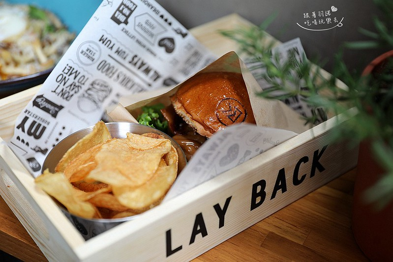 Lay Back美式餐廳082