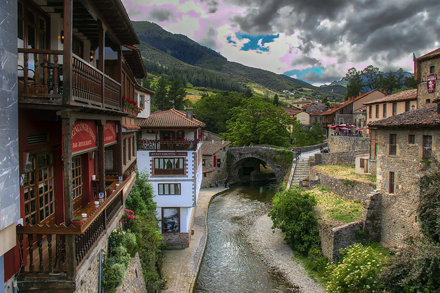 Potes -Cantabria-