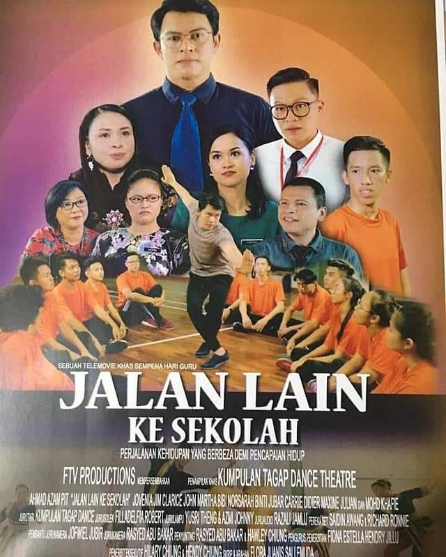 poster Jalan Lain ke Sekolah