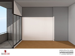 Interior Backdrops - Penthouse