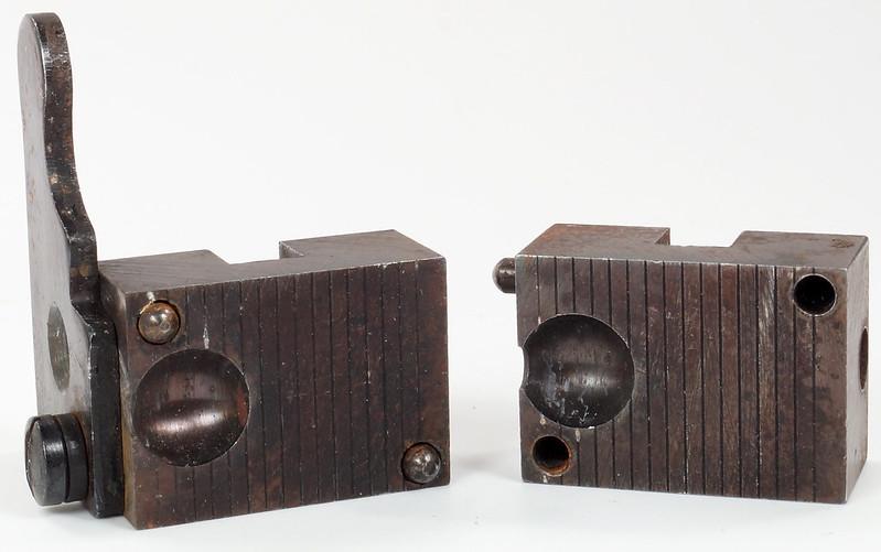 RD16230 Vintage Lyman Bullet Mold Single Cavity 485 685 Round Ball DSC03965