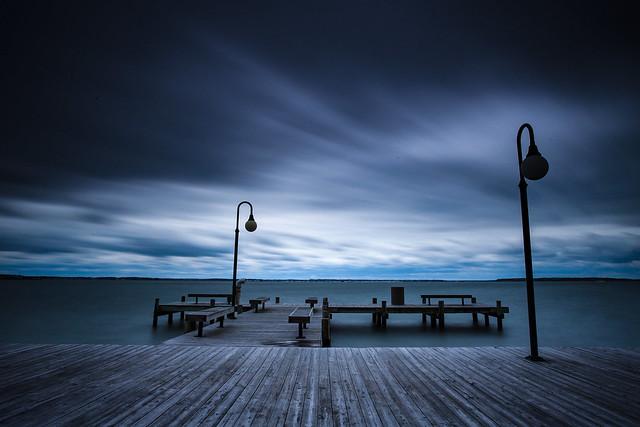 Sky and Dock