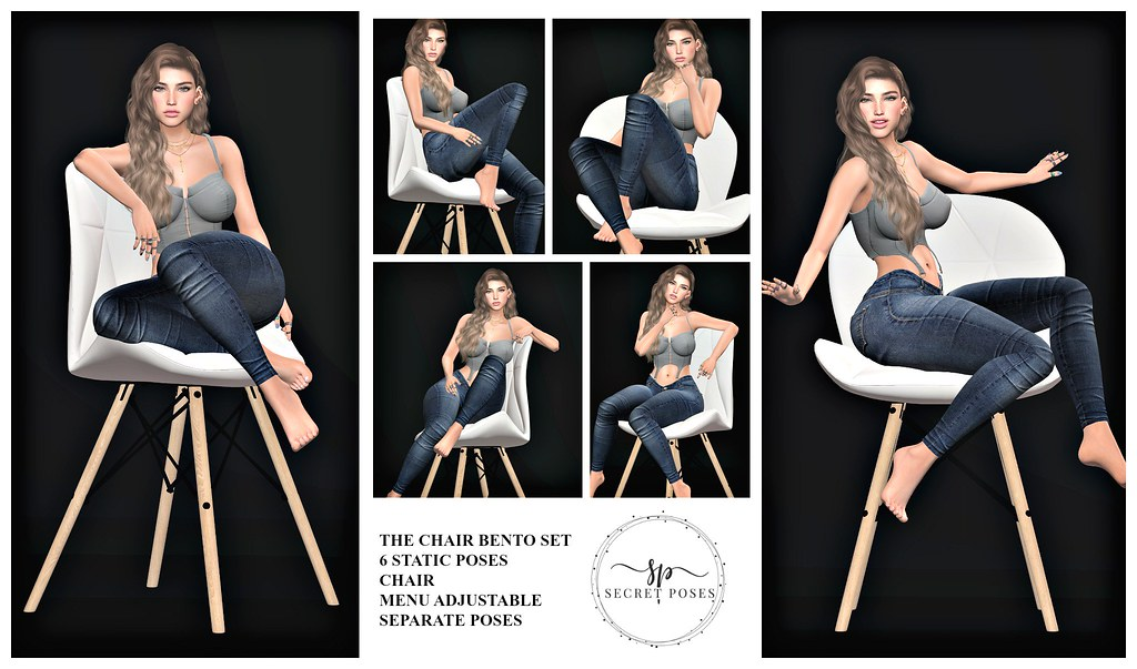 Secret Poses – The Chair @ Ebento The Event