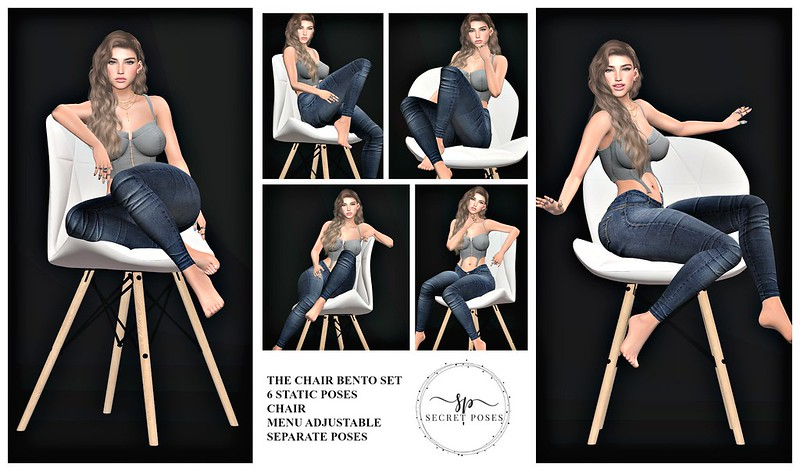 Secret Poses - The Chair @ Ebento The Event