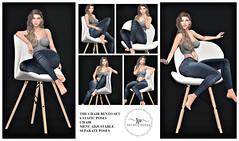 Secret Poses - The Chair @ Ebento The Event