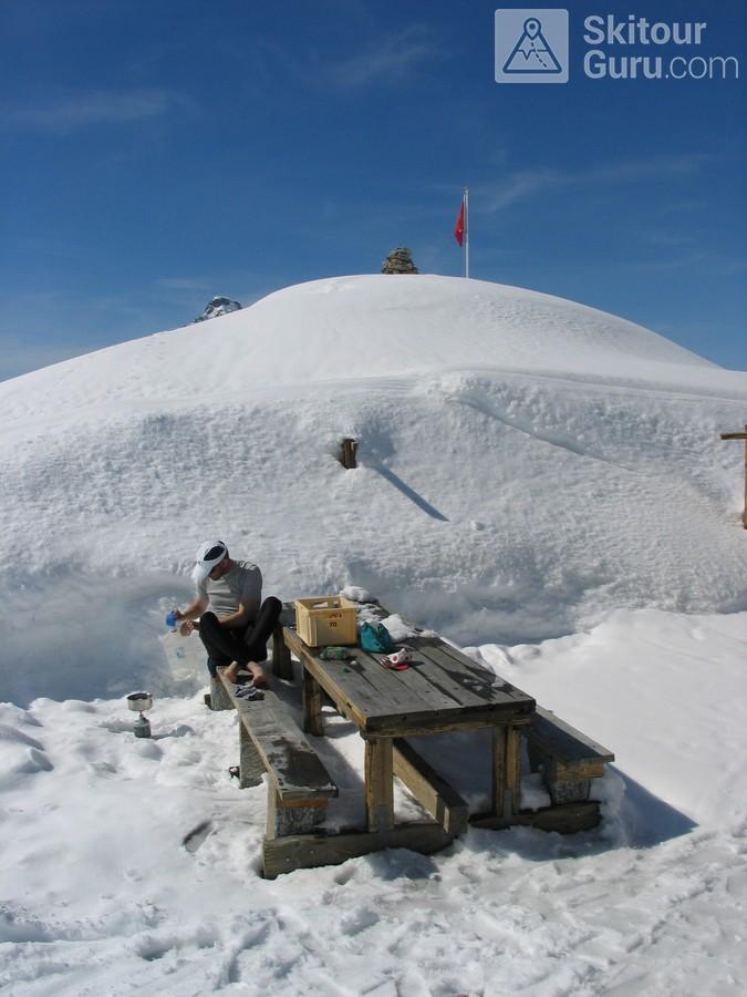Cabane FXB Panossière   Walliser Alpen / Alpes valaisannes Switzerland photo 09