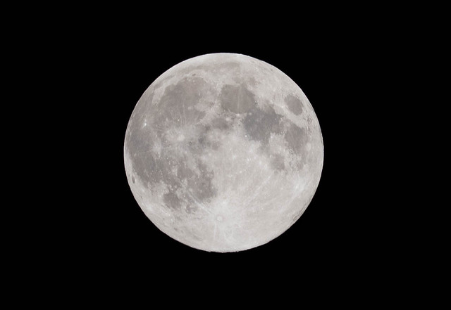 Final Supermoon of 2020