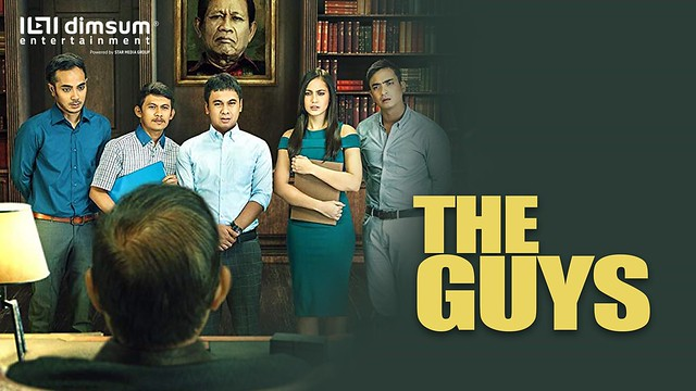 The Guys - Poster 01