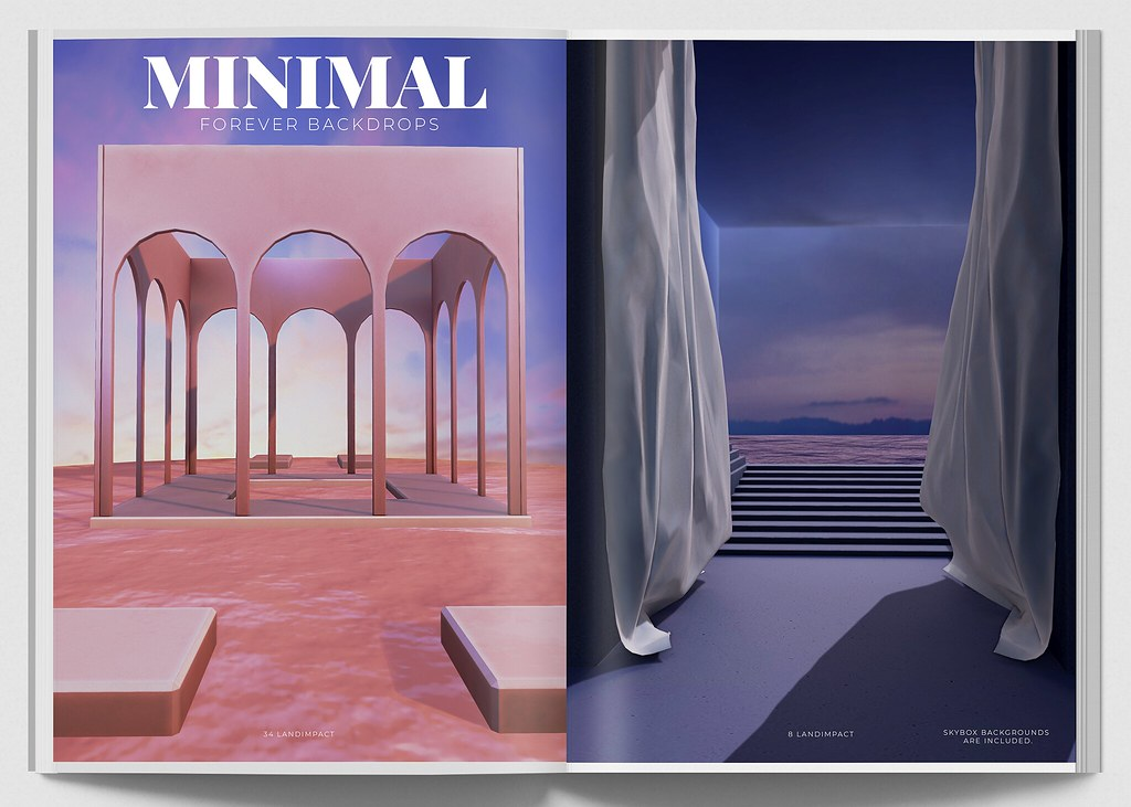 MINIMAL - Forever Backdrops
