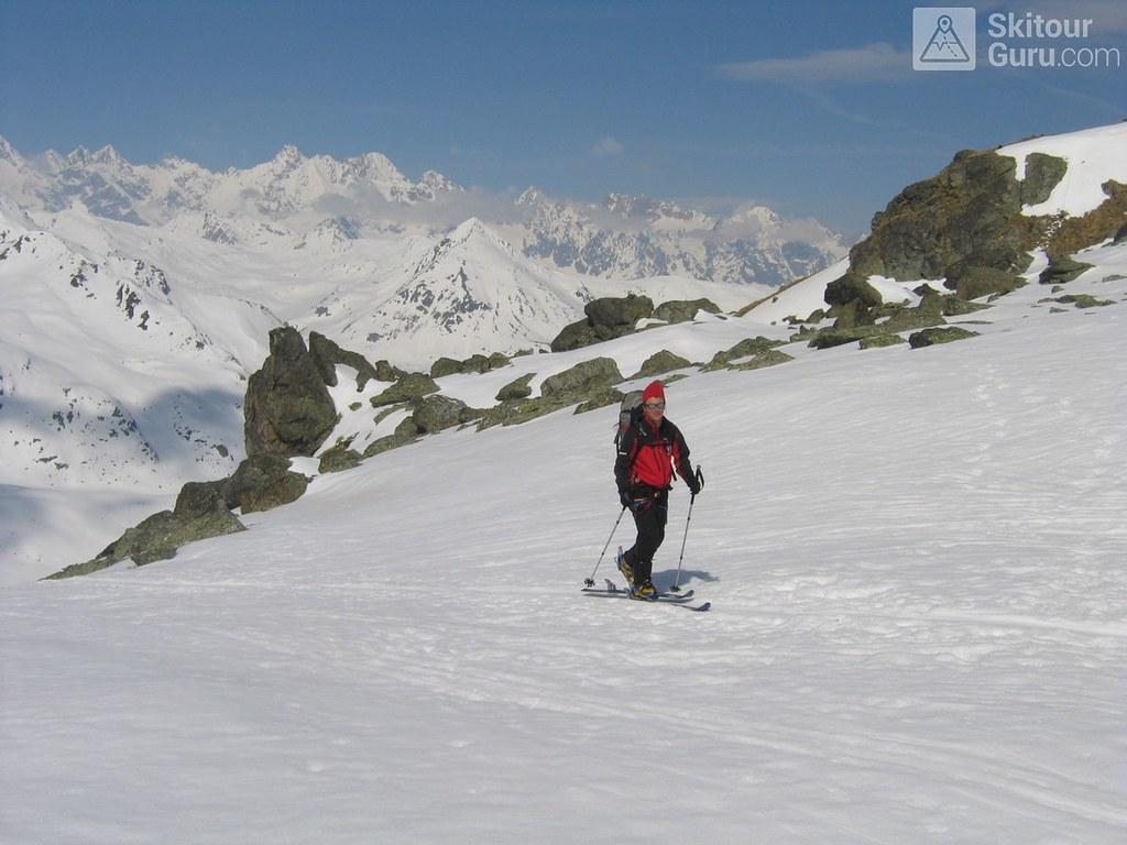 Cabane Valsorey Walliser Alpen / Alpes valaisannes Schweiz foto 08