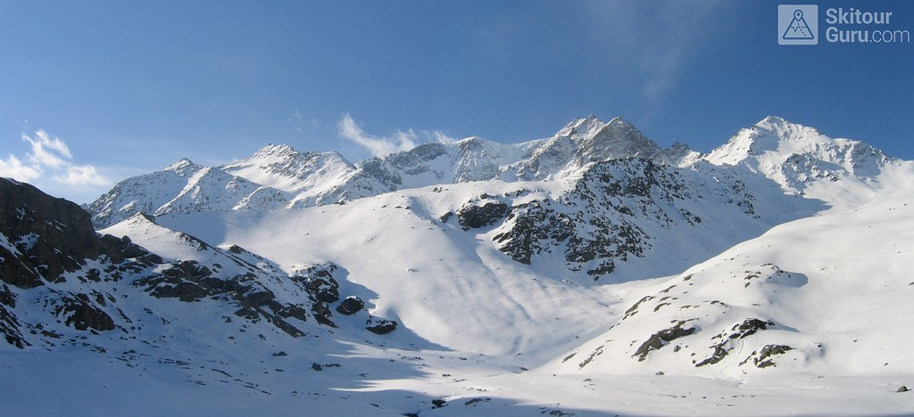 Cabane Valsorey Walliser Alpen / Alpes valaisannes Schweiz foto 15