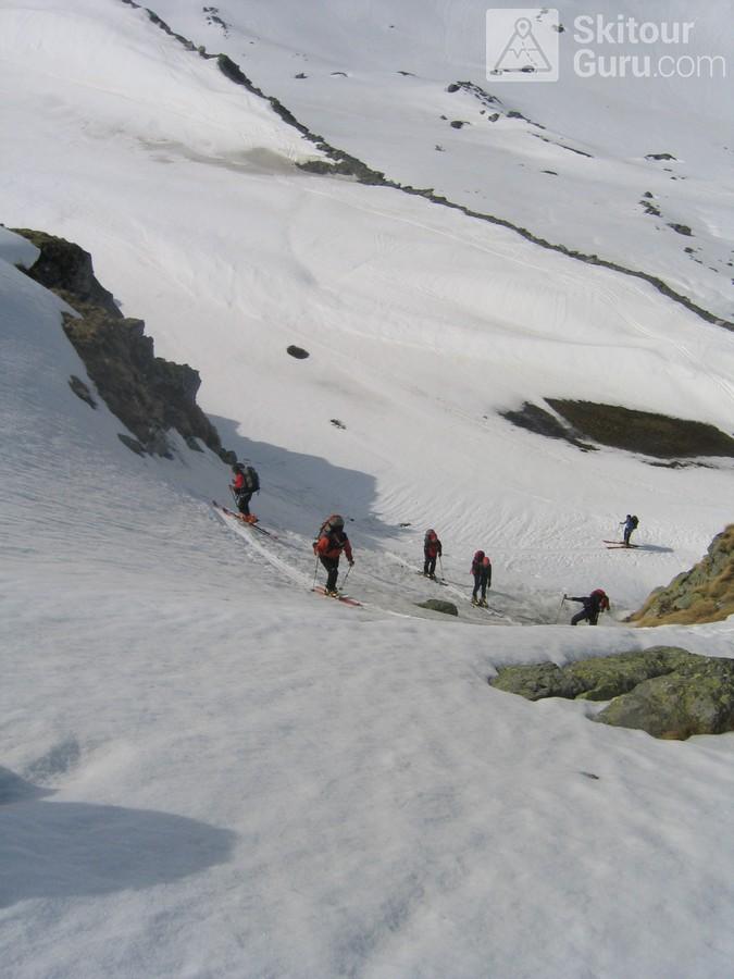 Cabane Valsorey Walliser Alpen / Alpes valaisannes Schweiz foto 12