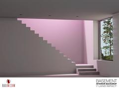 Interior Backdrops - Basement