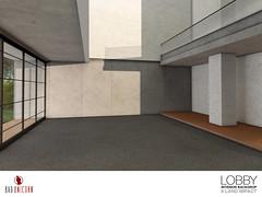 Interior Backdrops - Lobby
