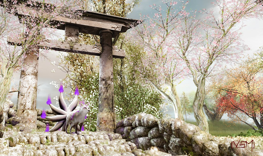 Fairy Dreams - Kitsune Tales