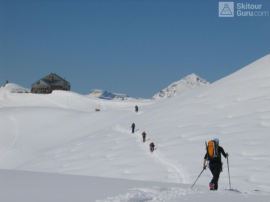 Cabane FXB Panossière   Walliser Alpen / Alpes valaisannes Switzerland photo 06