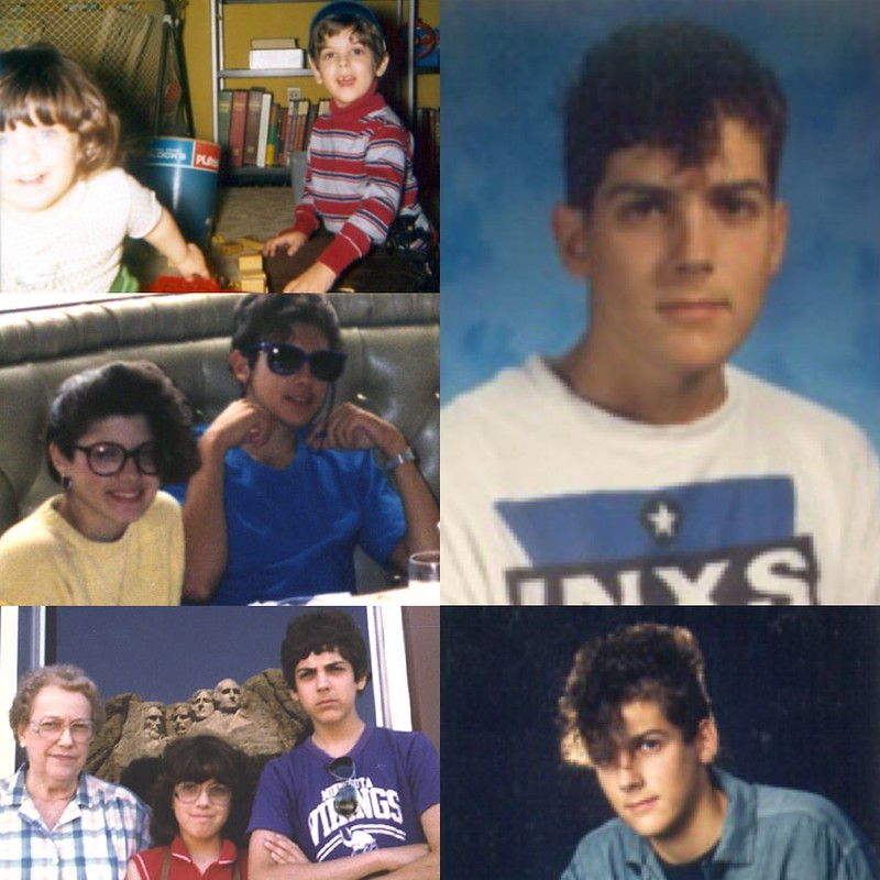 Best brother ever. But far too briefly. Thomas Oliver Morrow October 14, 1970 - May 9, 1989
