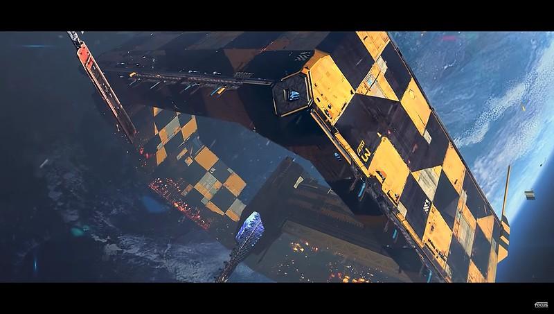 Hardspace Shipbreaker - Station spatiale