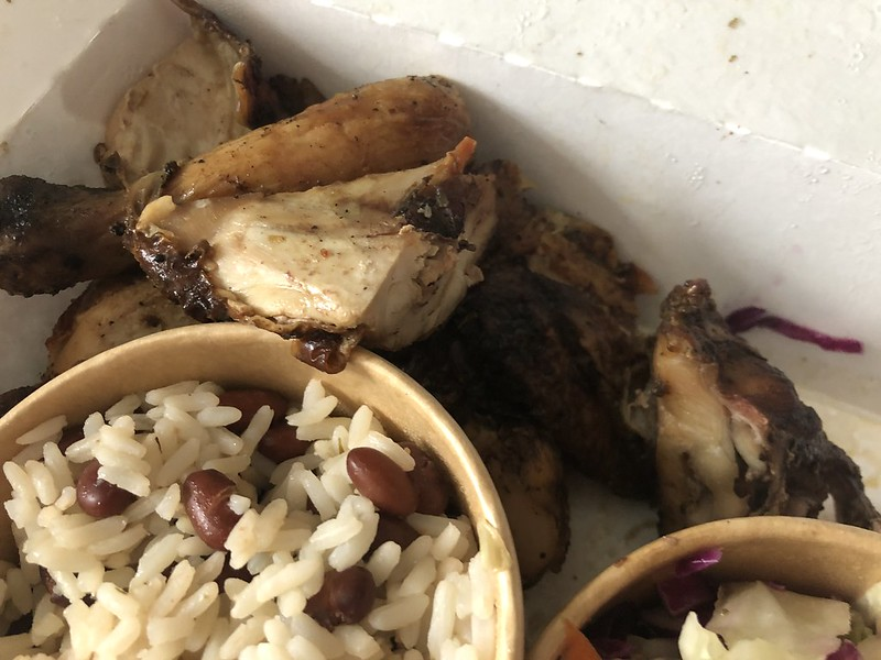 BC Jerk Chicken Pit