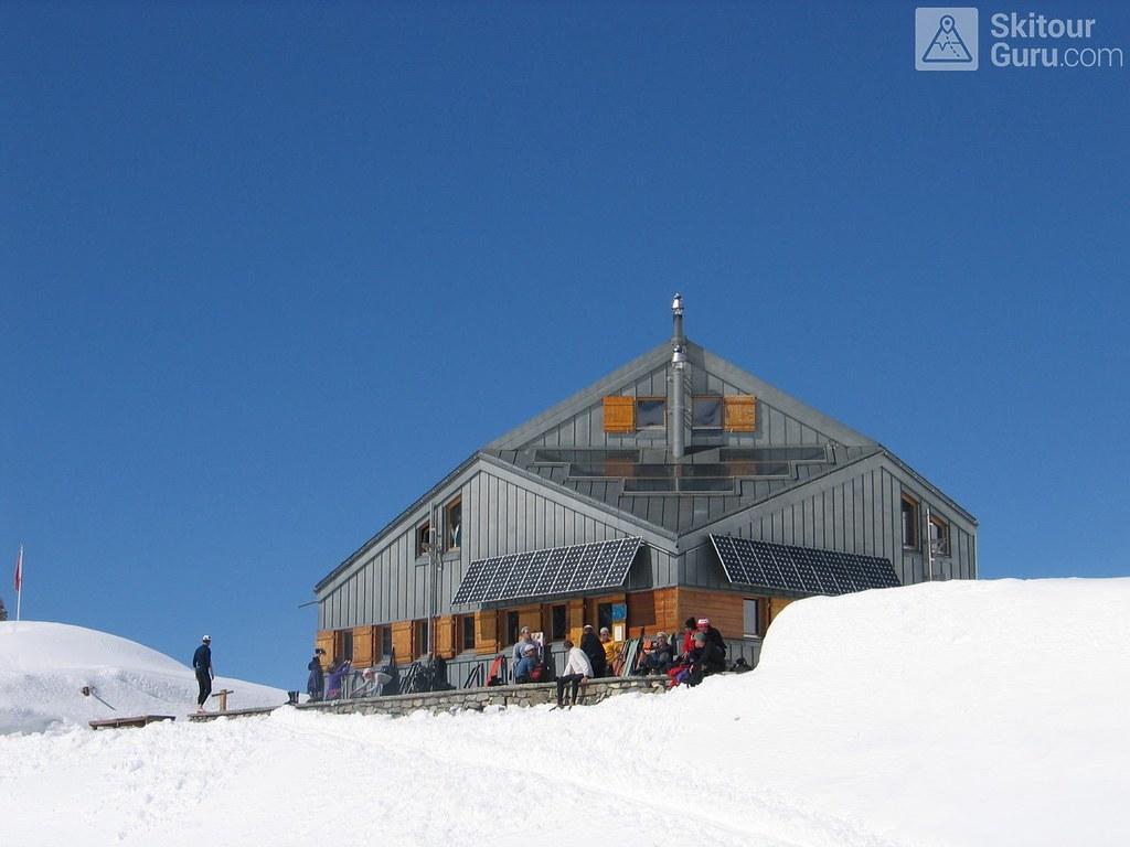 Cabane FXB Panossière   Walliser Alpen / Alpes valaisannes Switzerland photo 07