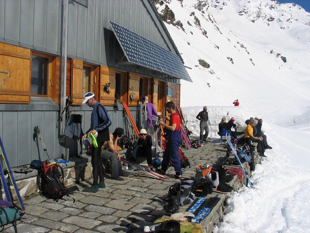 Cabane FXB Panossière   Walliser Alpen / Alpes valaisannes Switzerland photo 10