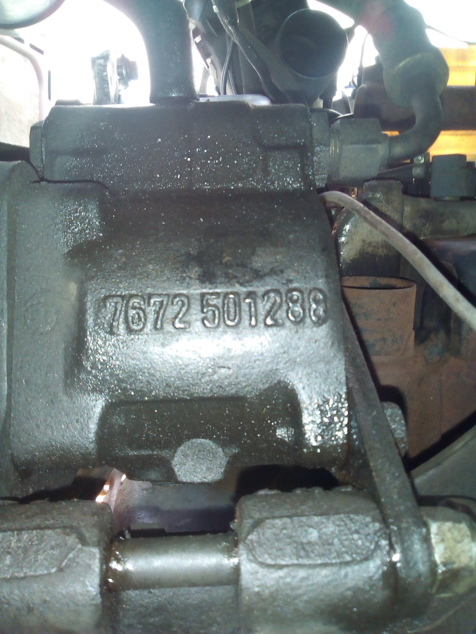 Bomba número 7672501288 da direção hidráulica 49876054182_1964eb8238_k