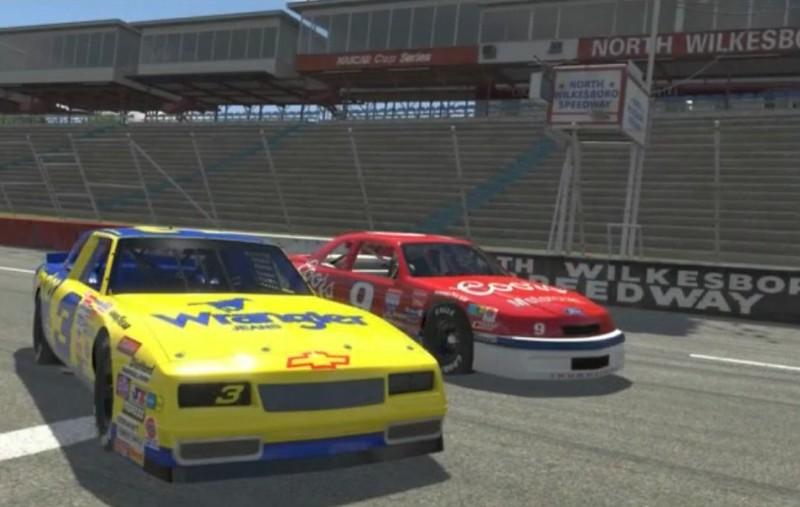 iRacing 87 Monte Carlo & Thunderbird