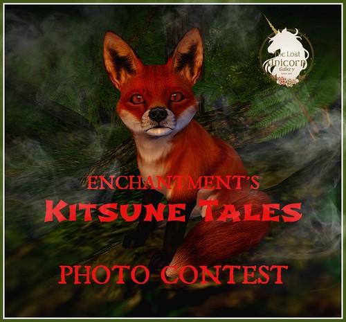 Enter Enchantment's Kitsune Tales Photo Contest!