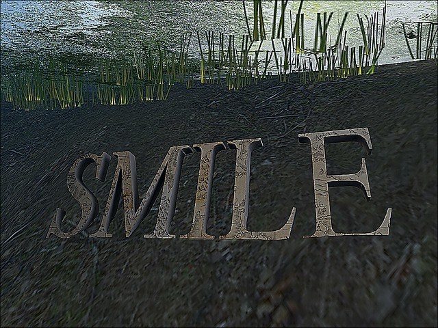 It Starts With A Smile - Smile